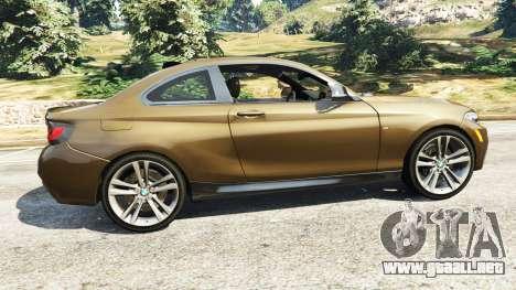 BMW M235i Coupe para GTA 5