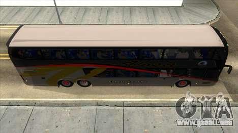 Troyano Calixto IV Vosa 3021 para GTA San Andreas vista hacia atrás