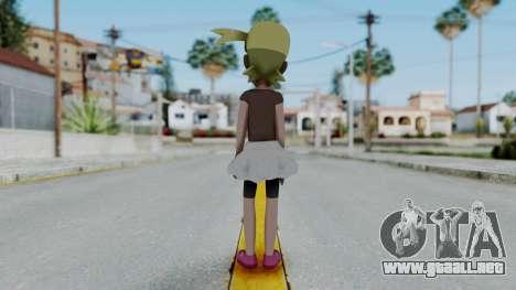Pokémon XY Series - Bonnie para GTA San Andreas tercera pantalla