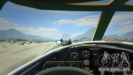 GTA 5 B-25 octavo captura de pantalla