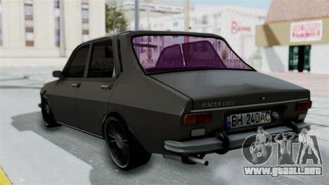 Dacia 1300 Edition[RC] para GTA San Andreas left