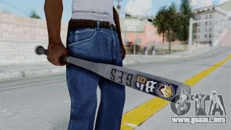 GTA 5 Baseball Bat para GTA San Andreas