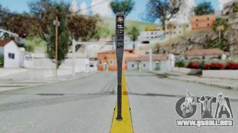 GTA 5 Baseball Bat 6 para GTA San Andreas segunda pantalla