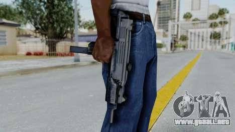 Vice City Uzi para GTA San Andreas