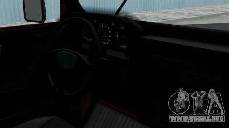 Aro 244 1996 para la visión correcta GTA San Andreas