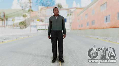 GTA 5 Franklin Clinton para GTA San Andreas segunda pantalla