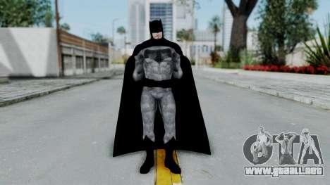 BvS Dawn of Justice - Batman para GTA San Andreas segunda pantalla