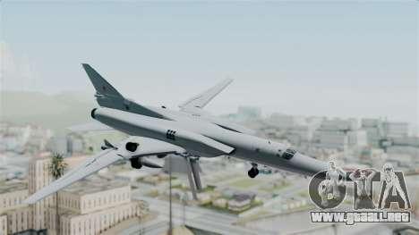TU-22M3 Verde para GTA San Andreas