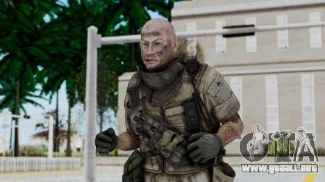 Crysis 2 US Soldier FaceB Bodygroup B para GTA San Andreas