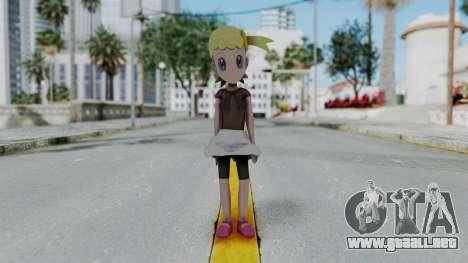 Pokémon XY Series - Bonnie para GTA San Andreas segunda pantalla