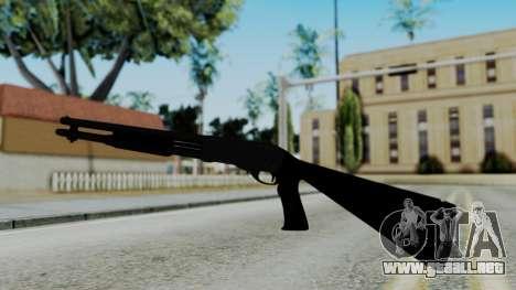 No More Room in Hell - Remington 870 para GTA San Andreas segunda pantalla