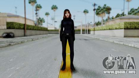 Marvel Future Fight Daisy Johnson v2 para GTA San Andreas segunda pantalla