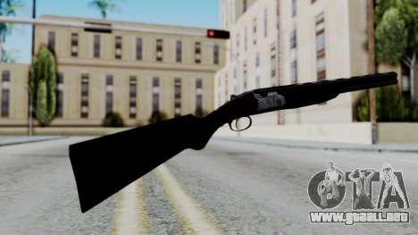 No More Room in Hell - Beretta Perennia SV 10 para GTA San Andreas tercera pantalla