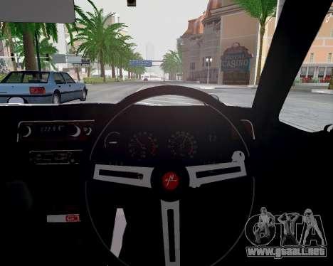 Nissan 2000GT-R [C10] Tunable para GTA San Andreas