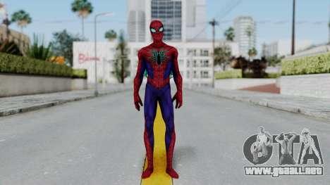 Marvel Future Fight Spider Man All New v1 para GTA San Andreas segunda pantalla