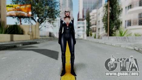 Marvel Future Fight - Black Cat para GTA San Andreas segunda pantalla