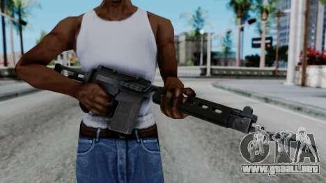 Arma 2 FN-FAL para GTA San Andreas tercera pantalla