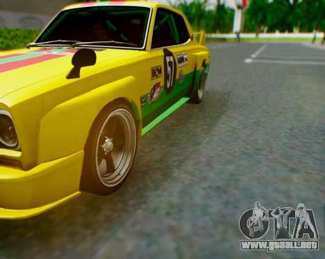 Nissan 2000GT-R [C10] Tunable para vista inferior GTA San Andreas