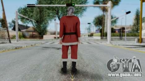 GTA Online DLC Festive Suprice 3 para GTA San Andreas tercera pantalla