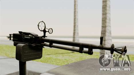 GTA 5 Karin Technical Machinegun para la visión correcta GTA San Andreas