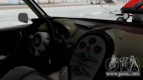 Dacia 1310 Tuned para la visión correcta GTA San Andreas