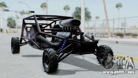 Doble v2. para GTA San Andreas