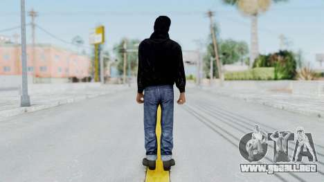 Mafia 2 - Vito Scaletta Renegade Black para GTA San Andreas tercera pantalla