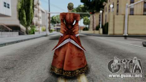Girl Skin 5 para GTA San Andreas tercera pantalla