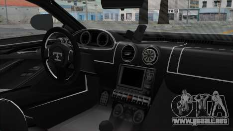 GTA 5 Truffade Adder v2 IVF para la visión correcta GTA San Andreas