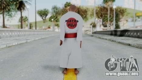 WWE Mr Fuji para GTA San Andreas tercera pantalla