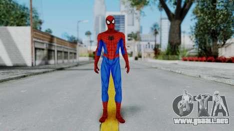 Amazing Spider-Man Comic Version para GTA San Andreas segunda pantalla