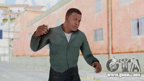 GTA 5 Franklin Clinton para GTA San Andreas