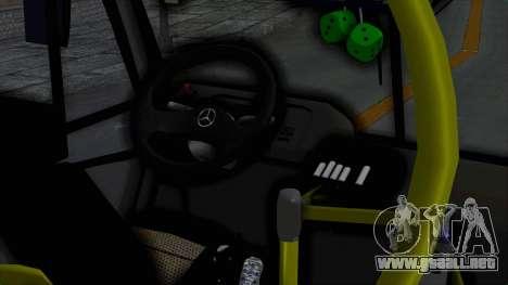 Marcopolo Boxer para la visión correcta GTA San Andreas