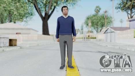GTA 5 Michael De Santa para GTA San Andreas segunda pantalla