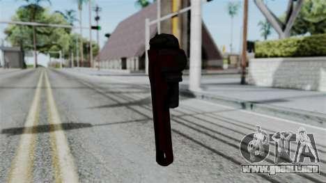 No More Room in Hell - Wrench para GTA San Andreas segunda pantalla