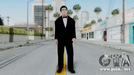WWE Ricardo para GTA San Andreas segunda pantalla