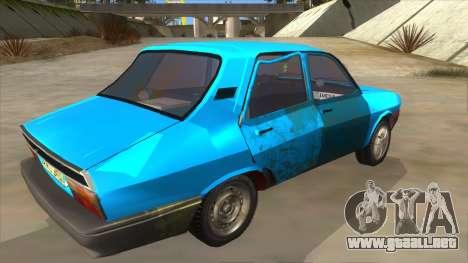 Dacia 1310 Rusty para la visión correcta GTA San Andreas