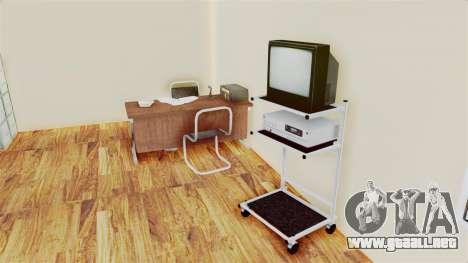 Verdant Meadows Save House Upgrade para GTA San Andreas tercera pantalla
