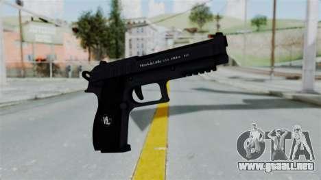 GTA 5 Pistol para GTA San Andreas
