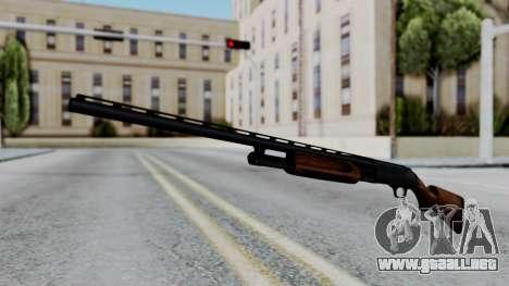 No More Room in Hell - Mossberg 500A para GTA San Andreas