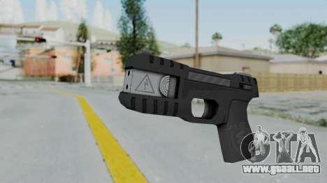 GTA 5 Stun Gun - Misterix 4 Weapons para GTA San Andreas segunda pantalla