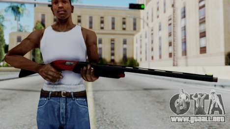 No More Room in Hell - Winchester Super X3 para GTA San Andreas