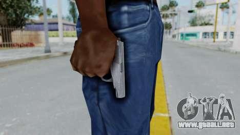 Arma2 Makarov para GTA San Andreas tercera pantalla