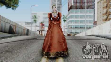Girl Skin 5 para GTA San Andreas segunda pantalla