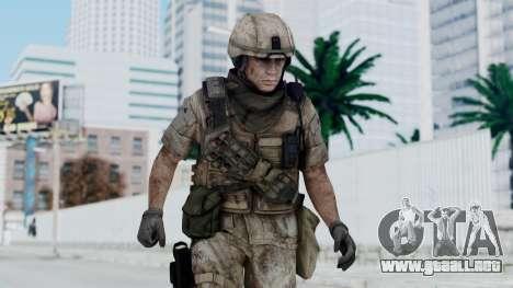 Crysis 2 US Soldier 3 Bodygroup B para GTA San Andreas