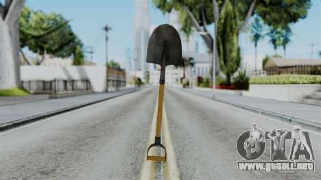No More Room in Hell - Shovel para GTA San Andreas