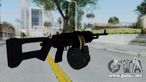 GTA 5 MG para GTA San Andreas tercera pantalla
