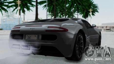 GTA 5 Truffade Adder v2 SA Lights para GTA San Andreas left