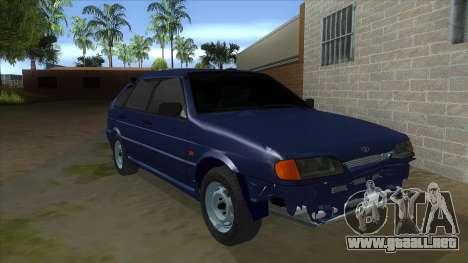 2114 un Poco de Bq para GTA San Andreas vista hacia atrás