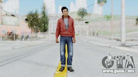 Mafia 2 - Vito Scaletta Renegade para GTA San Andreas segunda pantalla